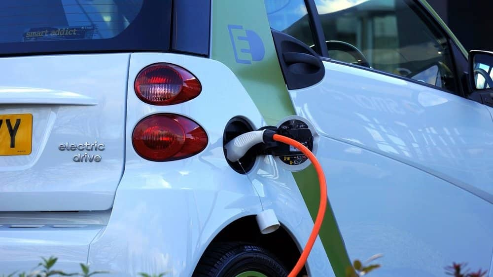 Invest in Electric Car Charging Stations