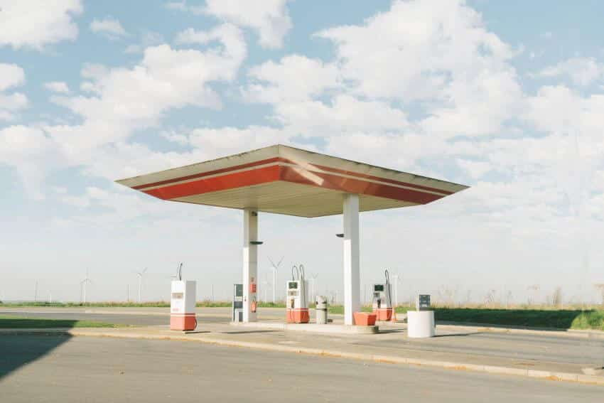 A Gasoline Station