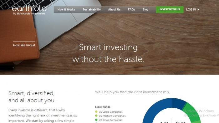 Earthfolio Investing