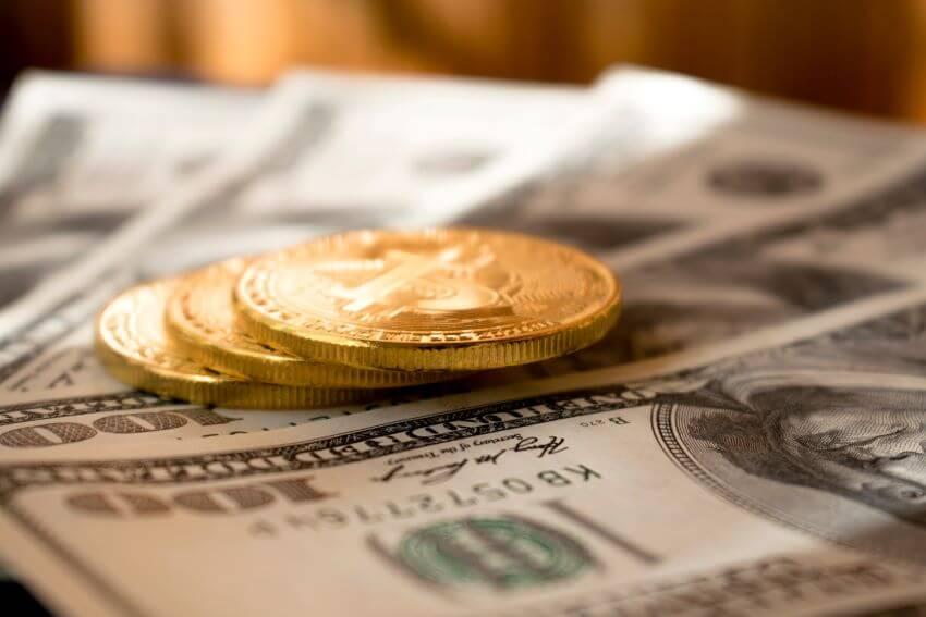 Bitcoin and Paper Bills