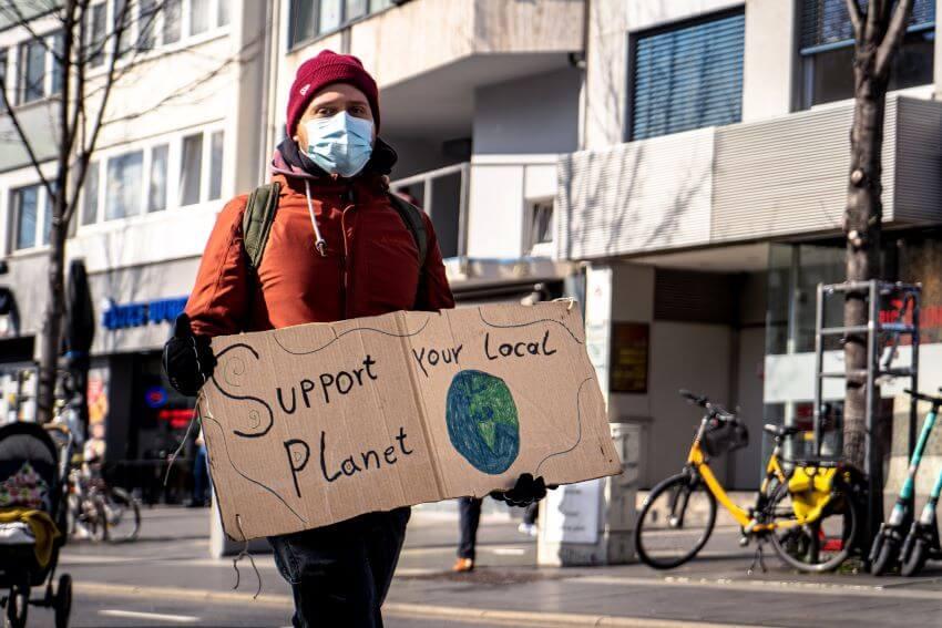 Environmental Slogan
