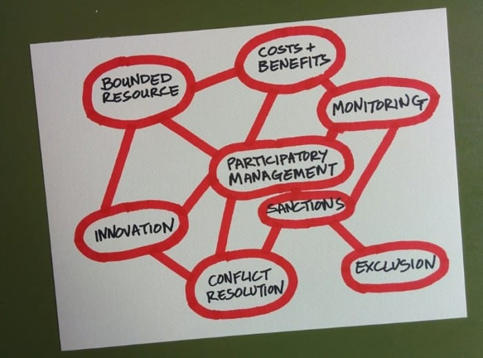 Participatory Management Chart