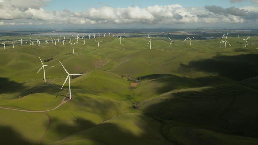 Sustainability Through Wind Energy